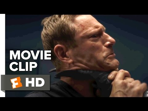 Incarnate Movie CLIP - Blue Door (2016) - Aaron Eckhart Movie