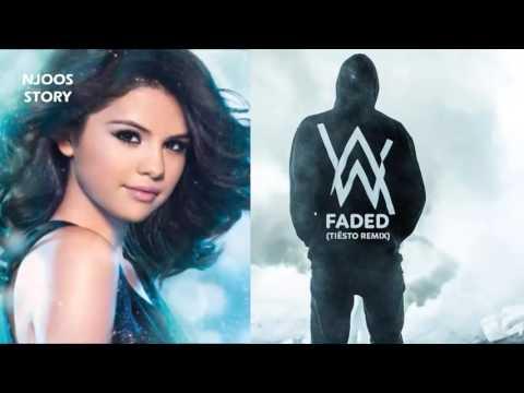 Mashup : Alan Walker & Selena Gomez   Faded   Same Old Love