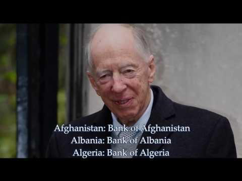 List Of All Countries With Rothschild Controlled Central Bank!