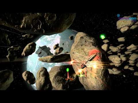 SWTOR: Space Combat HD 720p
