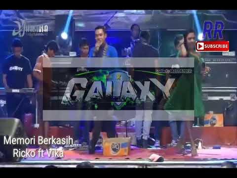 Memori Berkasih - Live Payang GALAXY Music Pati
