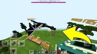 Minecraft Pocket Edition 0.17.0 Apk - COMO SPAWNEAR EL END DRAGON!! (FACIL) (Minecraft PE Review)