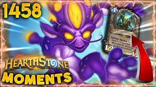 IS THAT A 4 MANA 12/12?? | Hearthstone Daily Moments Ep.1458