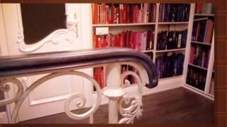 видео Перила для лестниц в Москве. Изготовление перил