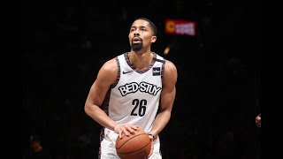 Brooklyn nets guard spencer dinwiddie's top plays from the 2019-20 season.