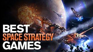 The Best Space Strątegy Games on PS, XBOX, PC