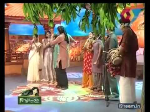 Ninne kaanan ennekkalum chandam - Durga Viswanath | Doovi
