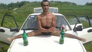 Wierdest and Funniest Profile Pics on Russian dating websites