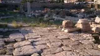Roman Architecture Tyre Lebanon