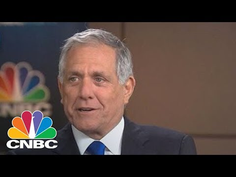 CBS Chairman And CEO Leslie Moonves: We Still Get Paid For Over-The-Top Services | CNBC