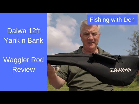 Daiwa Yank N Bank 12ft Waggler Rod Review