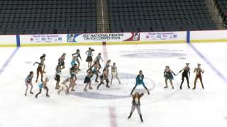 2017 National TOI Competition River City Ice Theatre Open FS