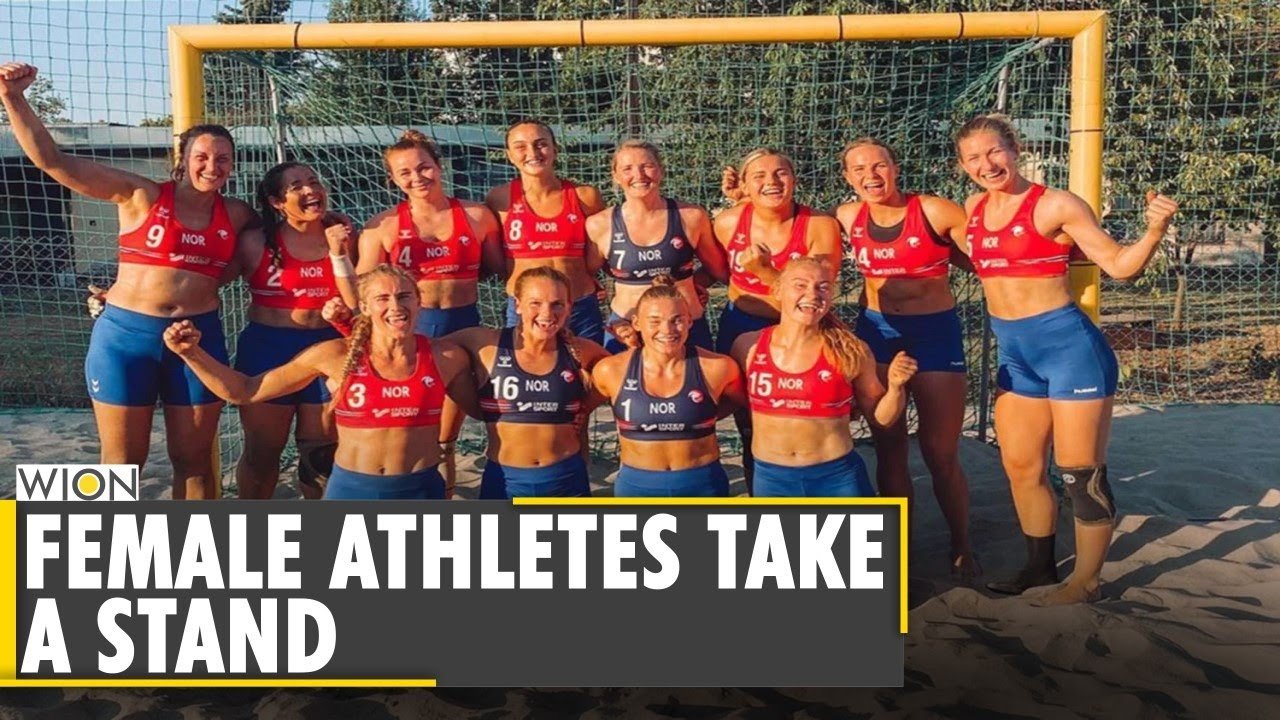 Download Female athletes push for uniform changes in clothing rules in Tokyo Games 2021 | Latest English news