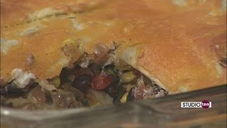Studio 10: Lucy Greers Mexican Tortilla Casserole