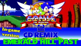 Emerald Hill Zone (Past Remix) (In-game Version) - Sonic 2 CD …