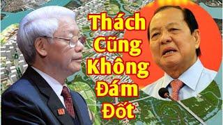 Tại sao Nguyễn Phú Trọng không dám đụng đến Lê Thanh Hải và phe cánh Miền Nam?