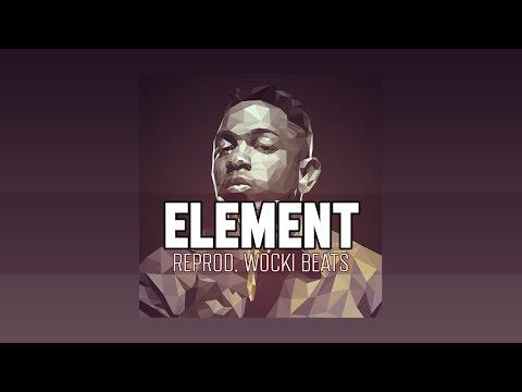 Kendrick Lamar - Element (Instrumental) (Reprod. Wocki Beats) | DAMN.