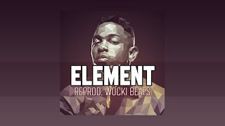 Video Kendrick Lamar - Element (Instrumental) (Reprod. Wocki Beats) | DAMN. download MP3, 3GP, MP4, WEBM, AVI, FLV Oktober 2017