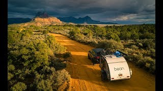 Bean Trailer –Coolest Thing Made in Utah (Camping, Adventure, Travel, Outdoors)