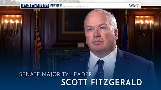 Legislative Leader Preview | Senate Majority Leader Scott Fitzgerald