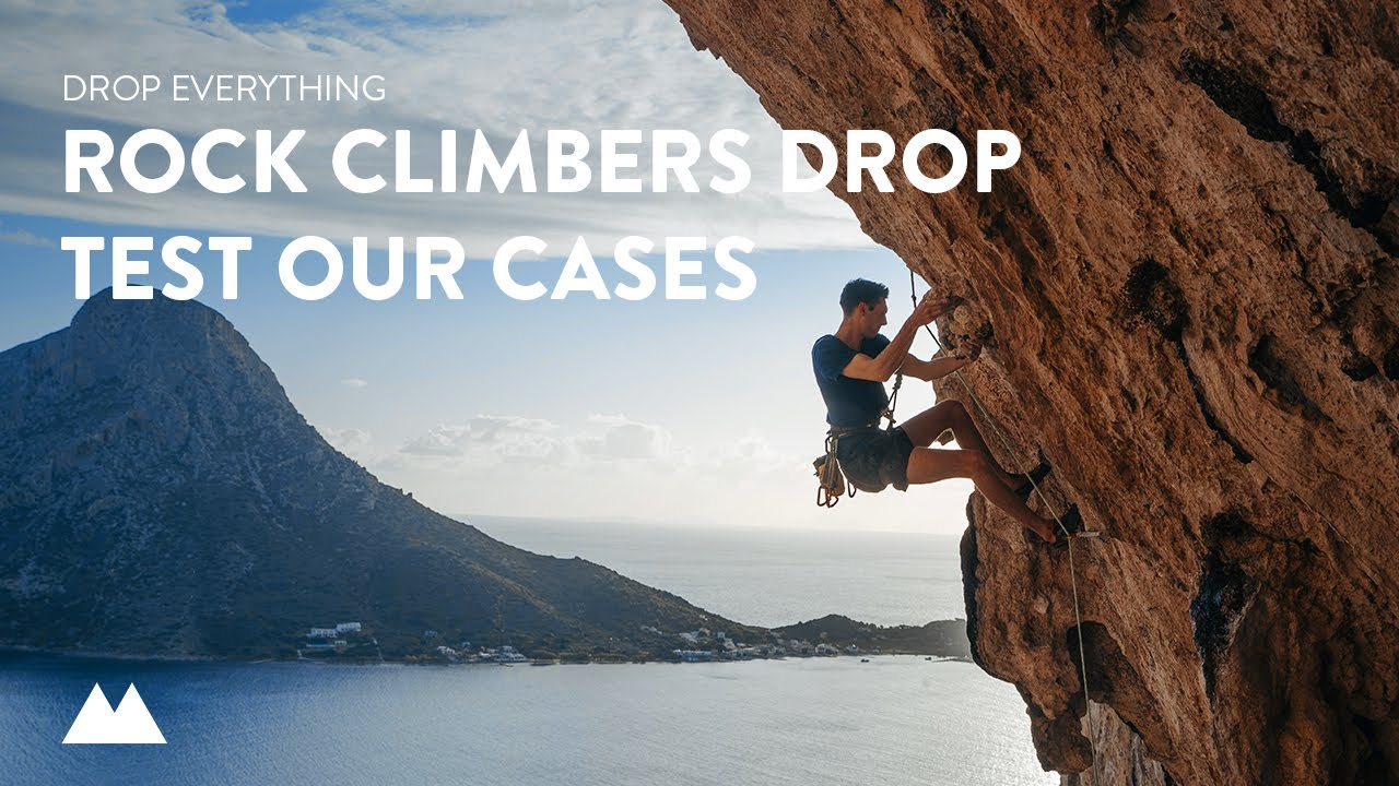 Mous – Rock Climbers Test Our Cases