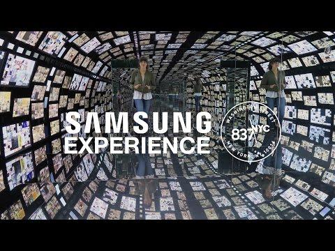 Samsung 837 Experience | New York City