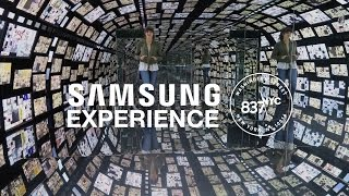 Samsung 837 Experience | New York City
