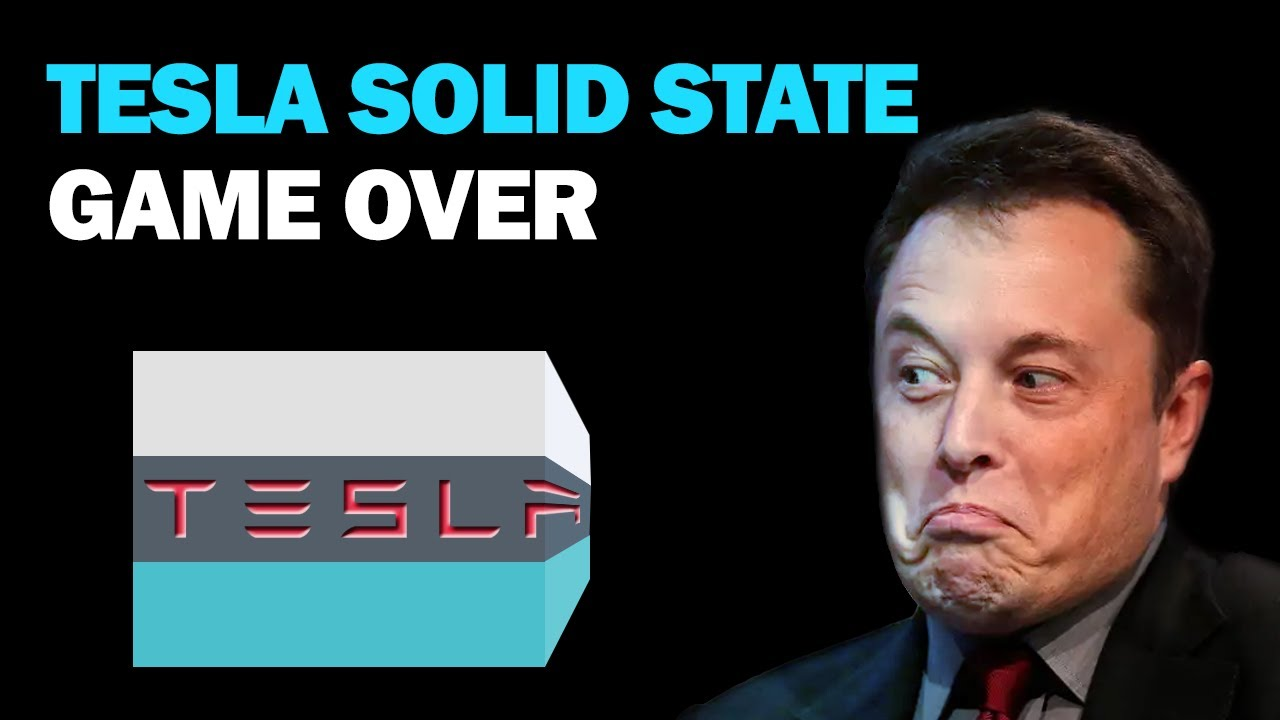 Tesla Solid State Battery Would be Game Over for the Industry