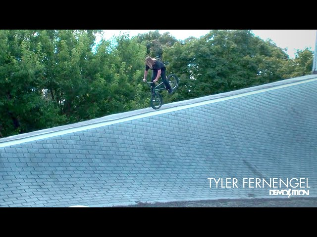 Demolition Parts: Tyler Fernengel Back In Michigan