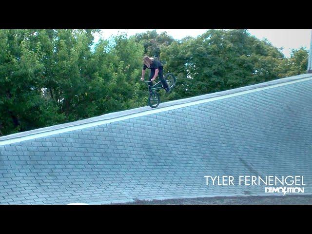 Demolition Parts: Tyler Fernengel Back In Michigan