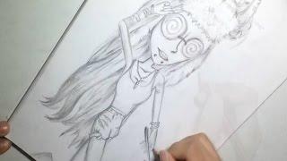 「Moviestarplanet Drawing」StarGamingMsp