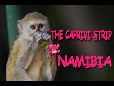The Caprivi Strip, Namibia