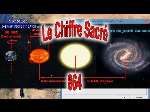 Le Grand Mystère du Chiffre Sacré 864