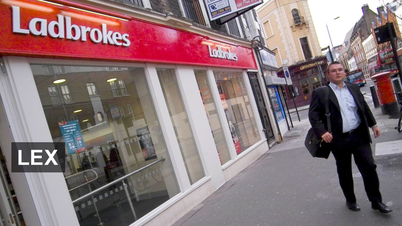 Ladbrokes Financial Statements