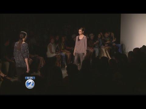 Hawaii designers showcase their clothing lines at Honolulu Fashion Week