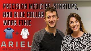 Precision Medicine Startup founder Jessica Gibson (Ariel) | #ThisIsPiper