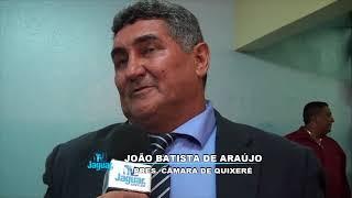 Entrevista Seu João
