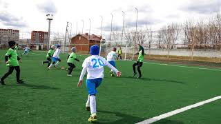 Чемпионат Татарстана | Тур 2 | Нефтехимик 1 - ДЮСШ 2010 (Альметьевск)