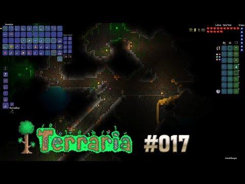 terraria--deutsch--017---die-höhle-in-der-honig-fließt