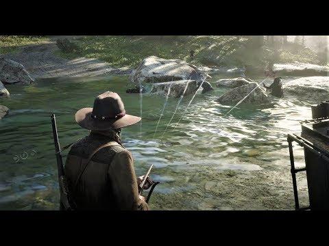 Red Dead Redemption 2 PC - Cool Dead EYE Moments (Combat Walkthrough)