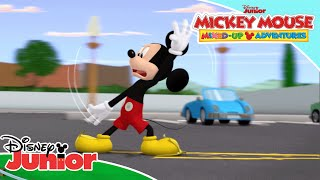 ? Where's Mickey?   Mickey Mouse Mixed-Up Adventures   Disney Junior UK