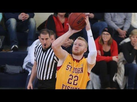 SJFC Men's Basketball Team Video 1718