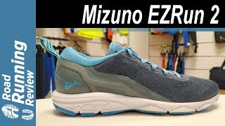 Mizuno EZRun 2 Preview | ¿Es nuestro primer paso hacia el running?