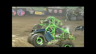 Monster Jam World Finals XVIII Freestyle Encore - Grave Digger 35th Anniversary