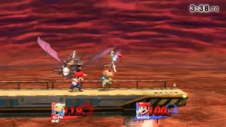 V�deo Super Smash Bros.