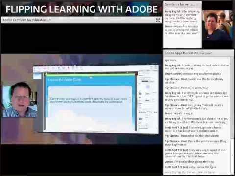 Flipping Learning with Adobe - Session 2