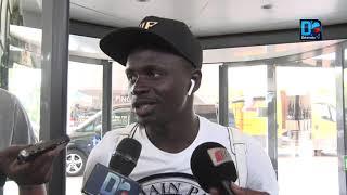 ماني بعد الانضمام لمعسكر السنغال: لا أريد التأخر عن زملائي قبل السفر لمصر لخوض أمم إفريقيا 2019