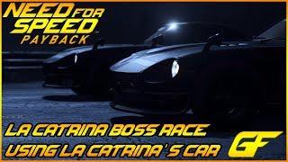 Need for Speed Payback (PC) - La Catrina Boss Race (Using La Catrina