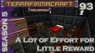 Lets Play - TerraFirmaCraft - Season 5 - 94 - A Lot of Effort for Little Reward