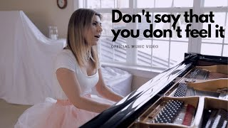 Angelika Vee - Don't say that you don't feel it (Official Video)